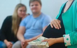 Правовые аспекты суррогатного материнства