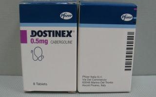 Достинекс можно ли пить препарат во время планирования беременности и вынашивания малыша на ранних и поздних сроках