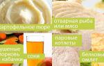 Что можно кушать после лапароскопии