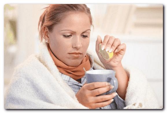Первые симптомы простуды при беременности