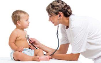 Наблюдение за здоровьем ребенка