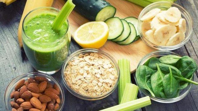 Полезные пищевые привычки