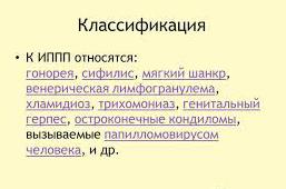 классификация зппп
