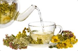 чай из растений