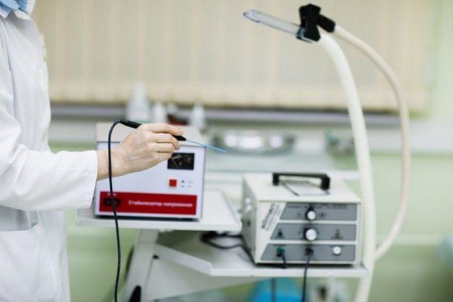 Радиоволновый аппарат «Сургитрон»