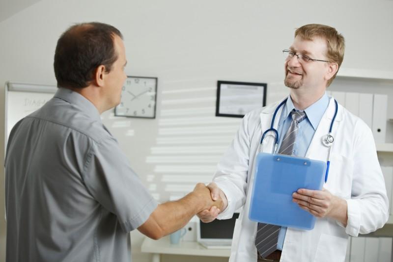 Как берется анализ ПЦР у мужчин